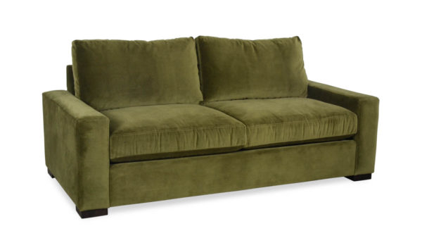 Cococo Home, Contemporary Loveseat