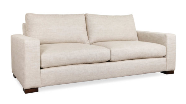 Cococo Home, Monroe Sofa, Contemporary Sofa, Linen Sofa