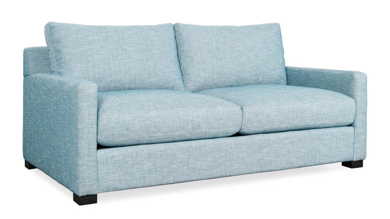 Brevard Fabric Sleeper Sofa 74 x 42 Garwood Lake by COCOCO Home