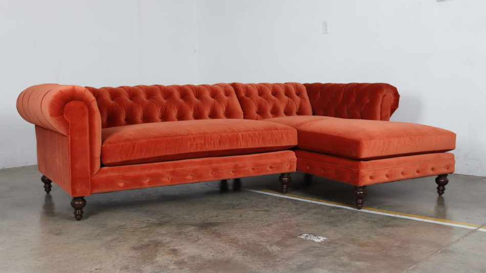 JB Martin, Como Shrimp, Cococo Home, Chesterfield, Chaise