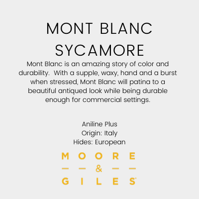 Mont Blanc Sycamore