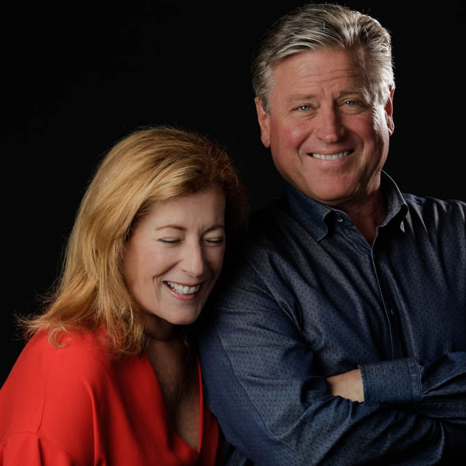 Owners Steve and Danielle Sechrest