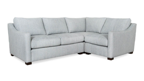 Modern Slope Arm, Cococo Home, Contemporary Sectional