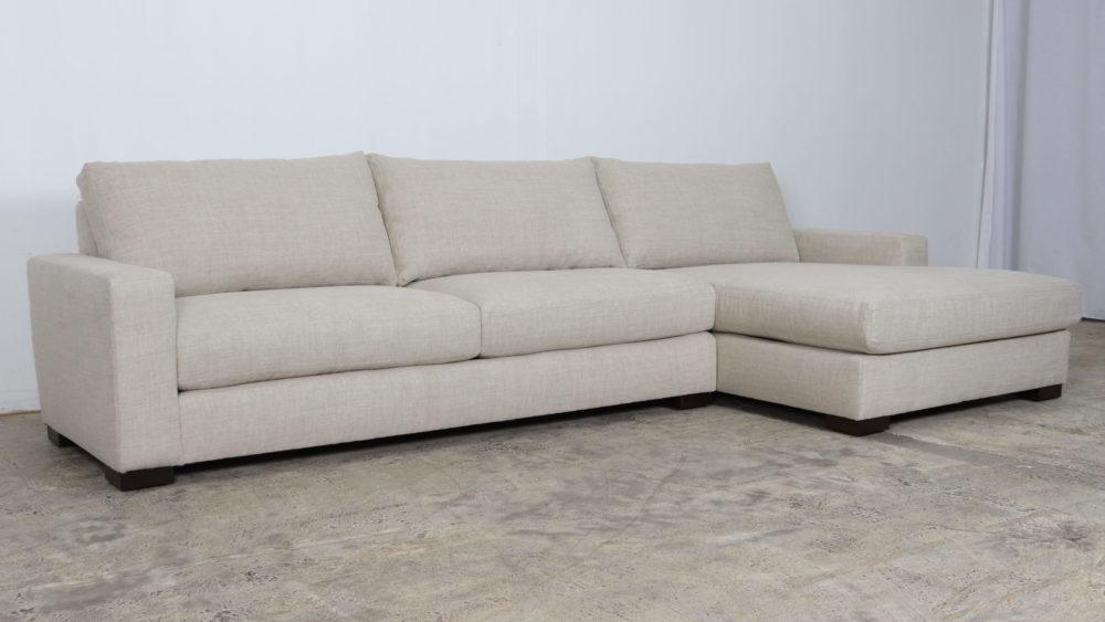 Linen, Chaise, Monroe, Cococo Home